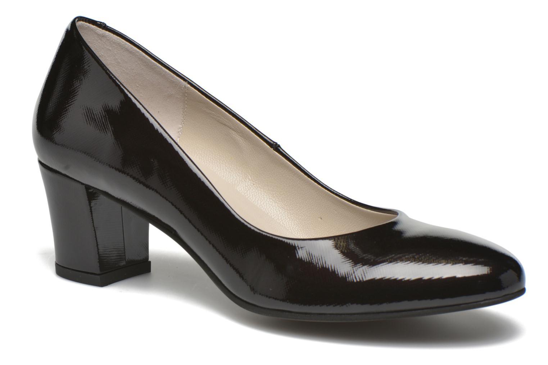 Zapatos de tacón Perlato Papof Negro vista de detalle / par