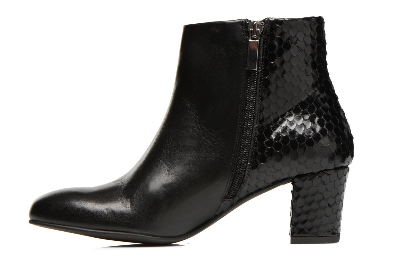 Bottines et boots Perlato Pivem Noir vue face