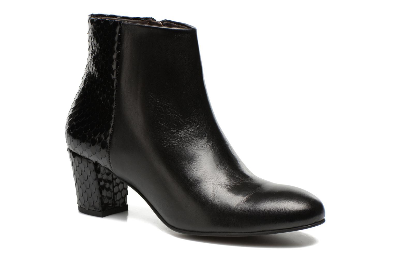 Bottines et boots Perlato Pivem Noir vue détail/paire
