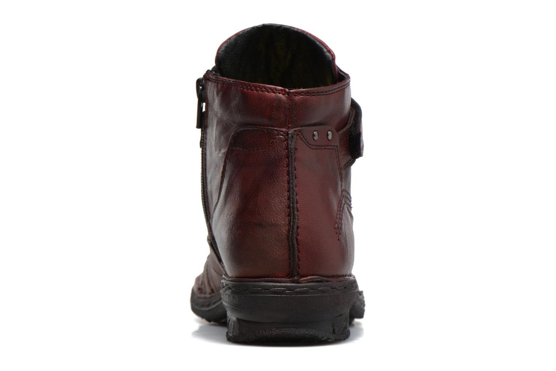 Boots en enkellaarsjes Khrio Rehayen Bordeaux rechts