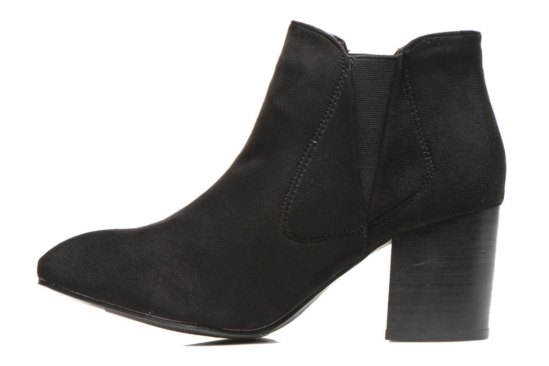 Boots en enkellaarsjes Eclipse Bottine Cally Zwart voorkant