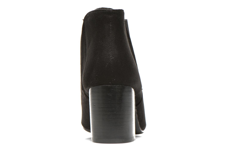 Boots en enkellaarsjes Eclipse Bottine Cally Zwart rechts
