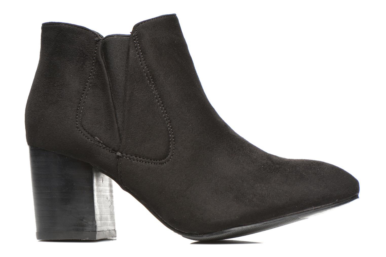 Boots en enkellaarsjes Eclipse Bottine Cally Zwart achterkant
