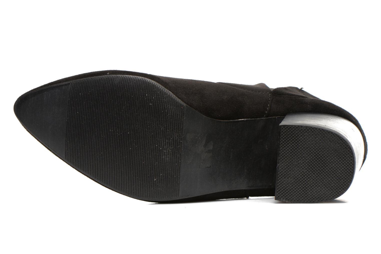 Boots en enkellaarsjes Eclipse Bottine Cally Zwart boven