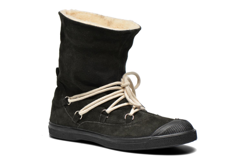 Bottines et boots Bensimon Boot Mountain Gris vue 3/4