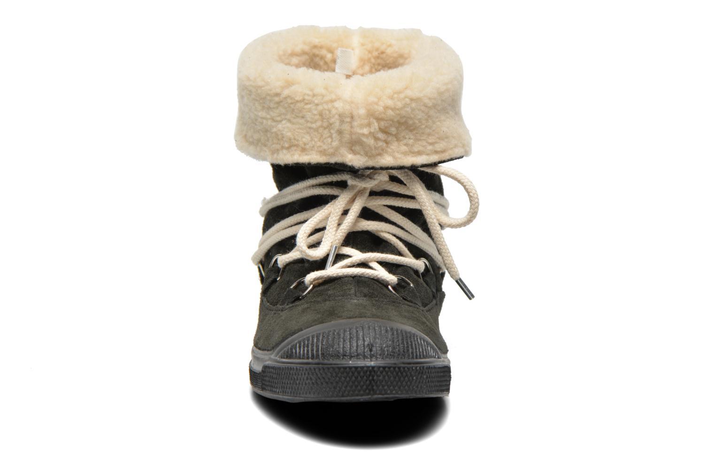 Stiefeletten & Boots Bensimon Boot Mountain grau schuhe getragen