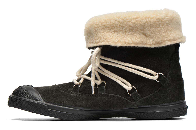 Boots en enkellaarsjes Bensimon Boot Mountain Grijs voorkant