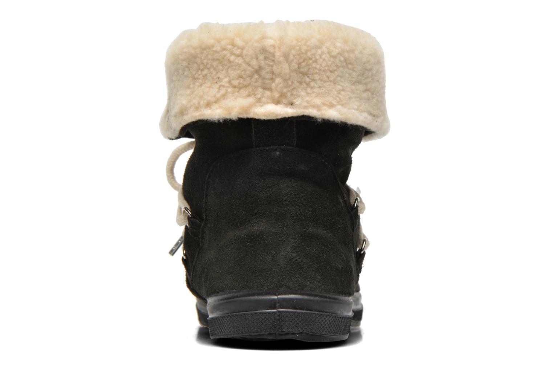 Bottines et boots Bensimon Boot Mountain Gris vue droite