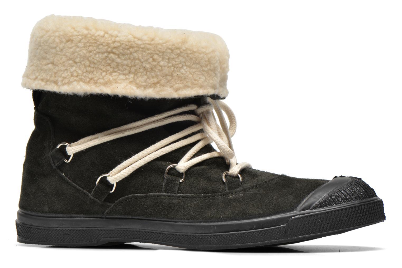 Boots en enkellaarsjes Bensimon Boot Mountain Grijs achterkant