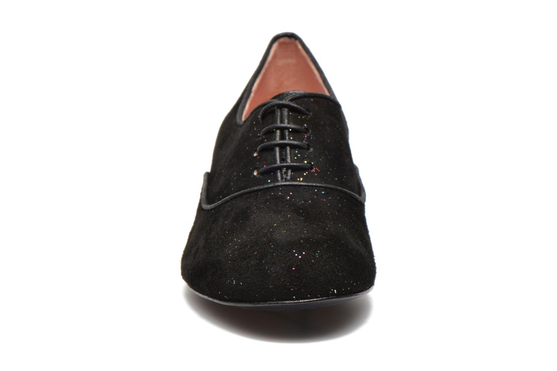Chaussures à lacets Annabel Winship Quenouile Noir vue portées chaussures