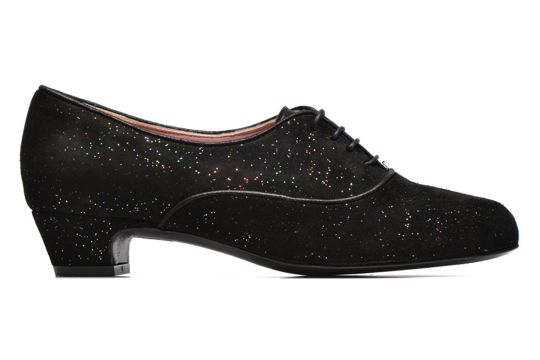 Chaussures à lacets Annabel Winship Quenouile Noir vue derrière