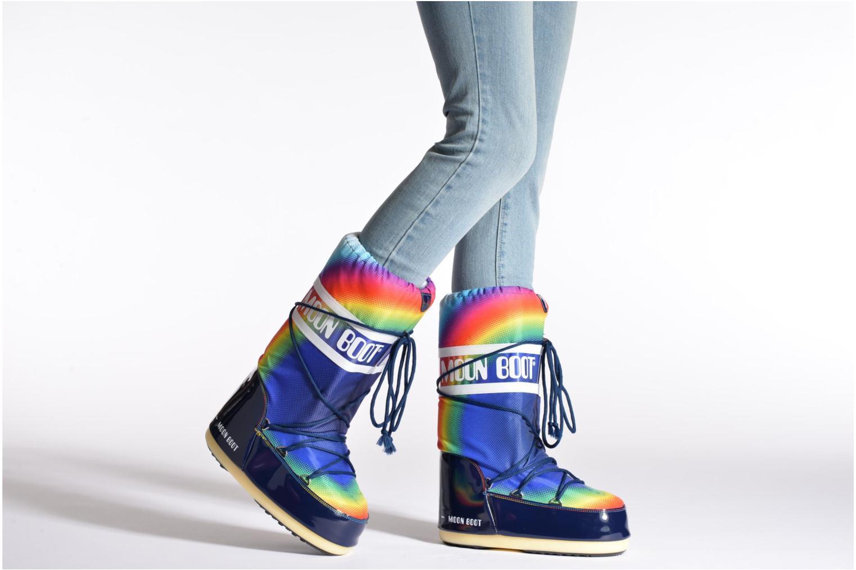 Sportschoenen Moon Boot Rainbow 2.0 Multicolor onder