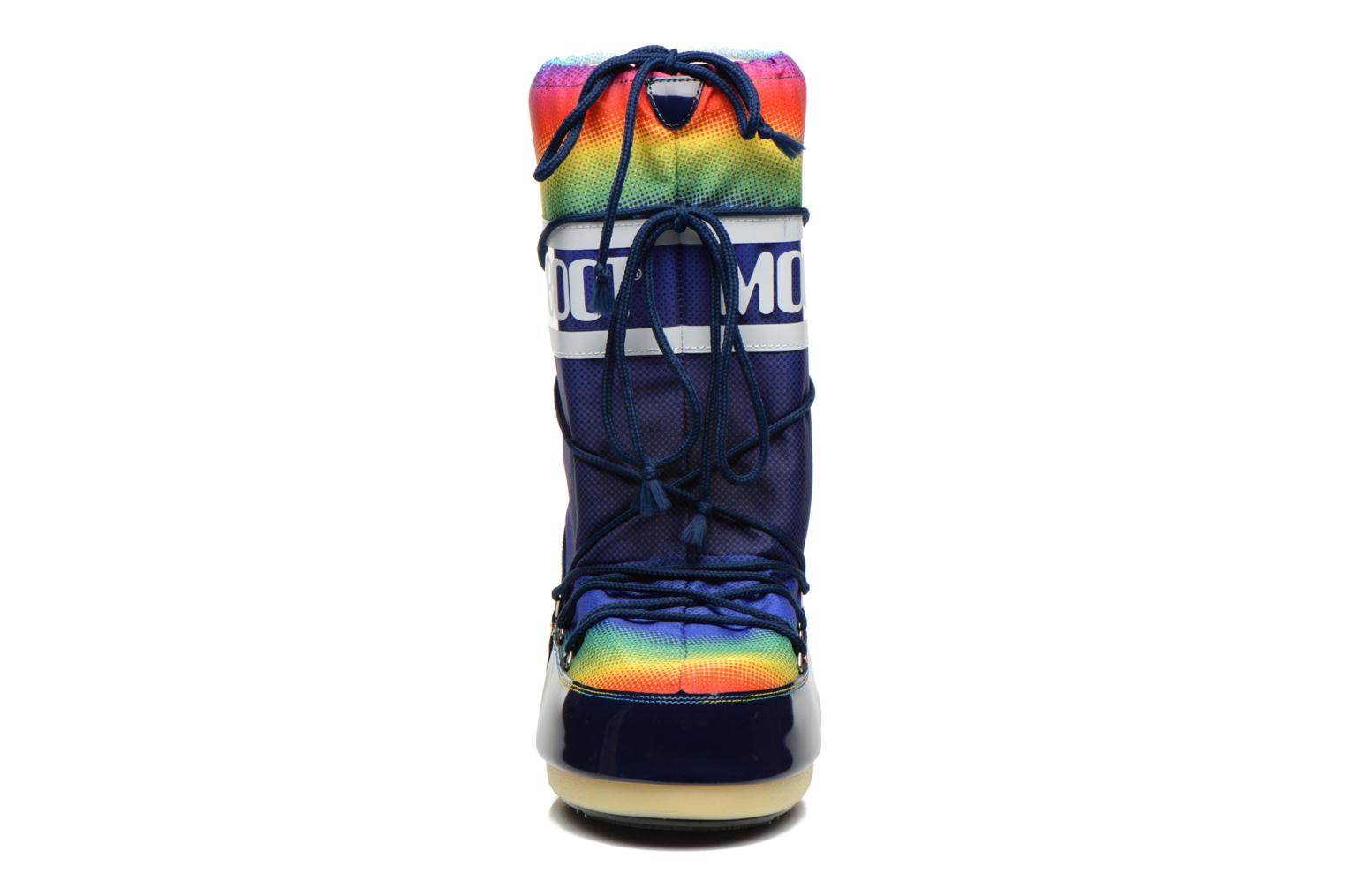 Sport shoes Moon Boot Rainbow 2.0 Multicolor model view