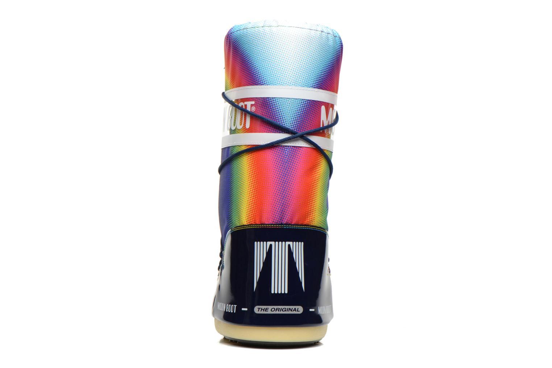 Sportschoenen Moon Boot Rainbow 2.0 Multicolor rechts