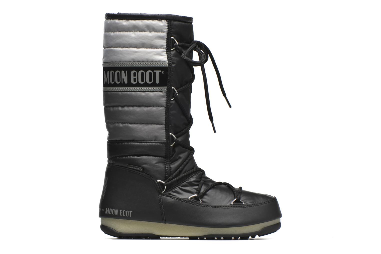 Botines  Moon Boot Quilted Negro vistra trasera