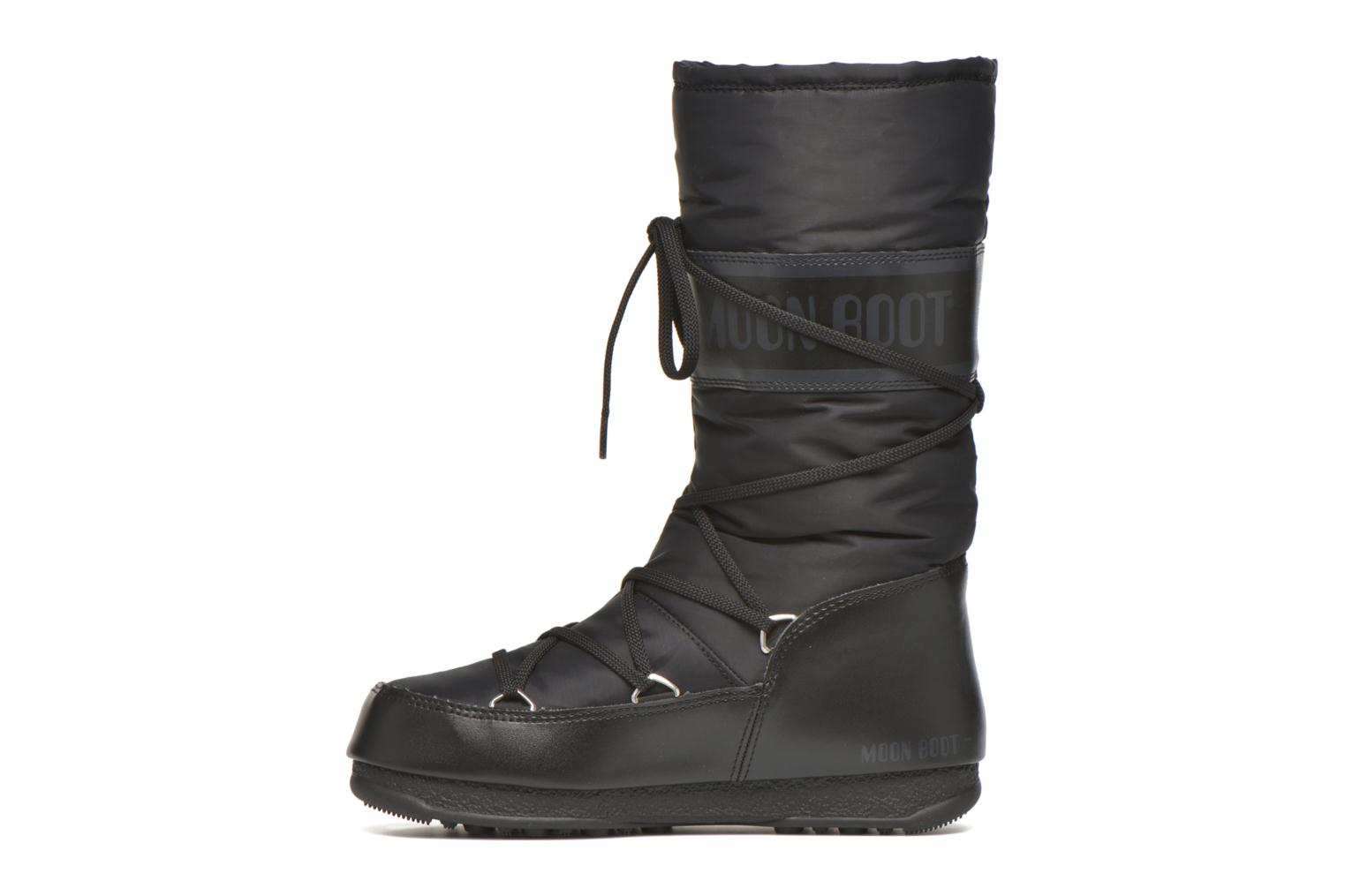 Chaussures de sport Moon Boot We Soft Shade Noir vue face