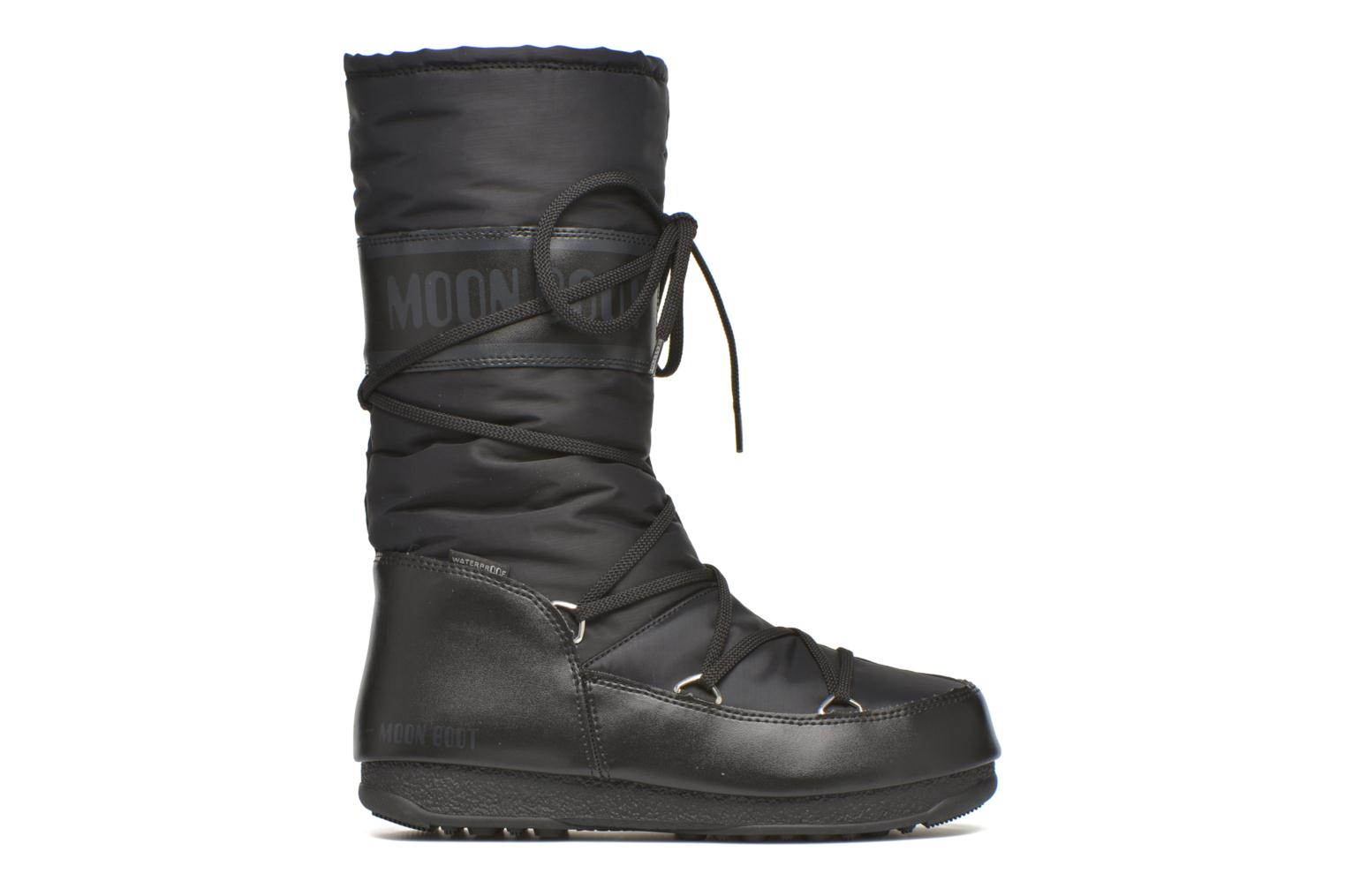 Sport shoes Moon Boot Soft Shade Black back view