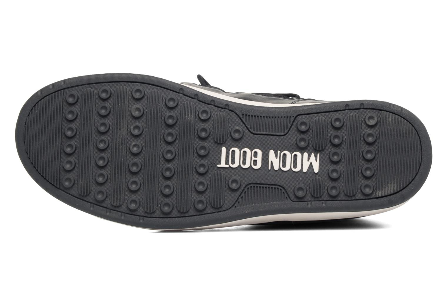 Sport shoes Moon Boot Neil Black view from above