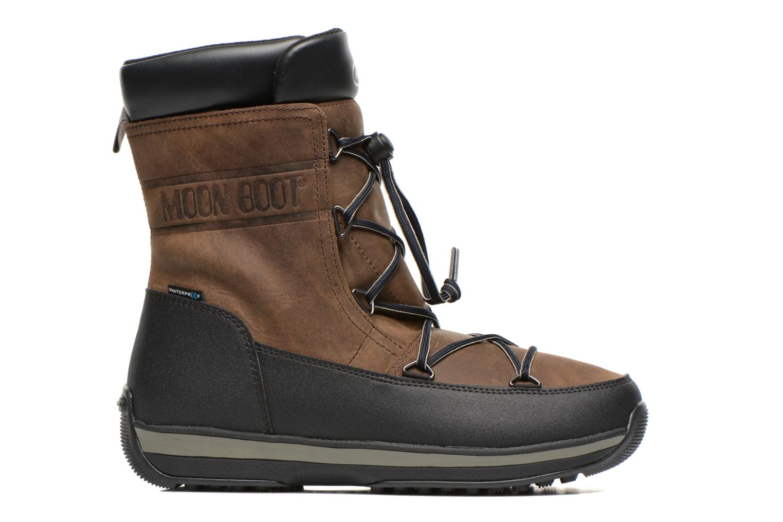 Chaussures de sport Moon Boot Lem Lea Marron vue derrière