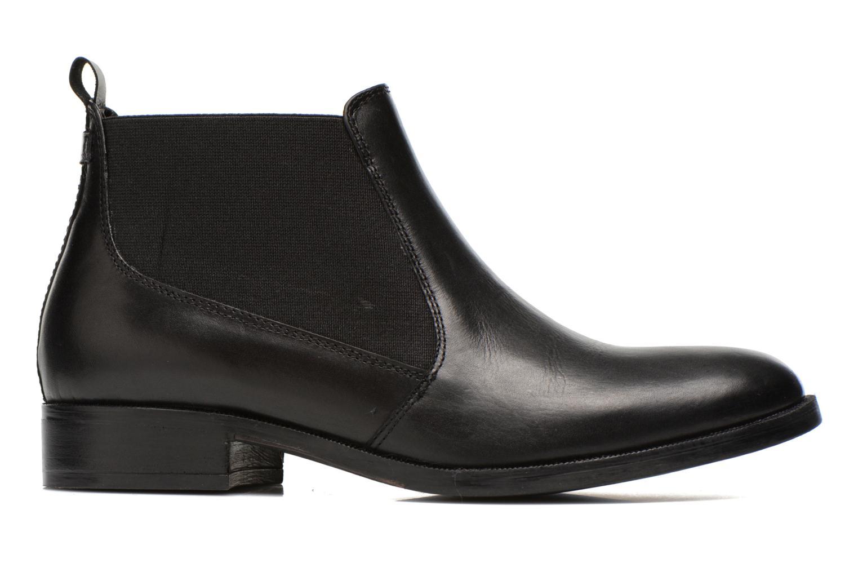 Boots en enkellaarsjes Eden ALANIS Zwart achterkant