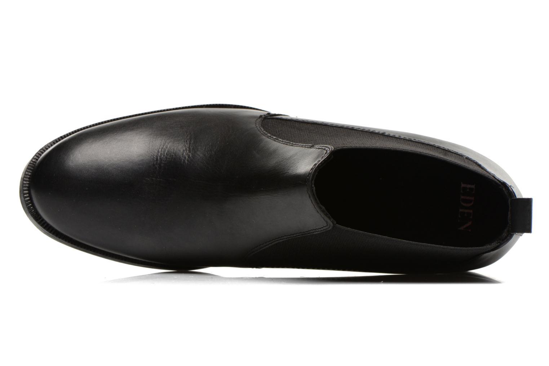 Boots en enkellaarsjes Eden ALANIS Zwart links
