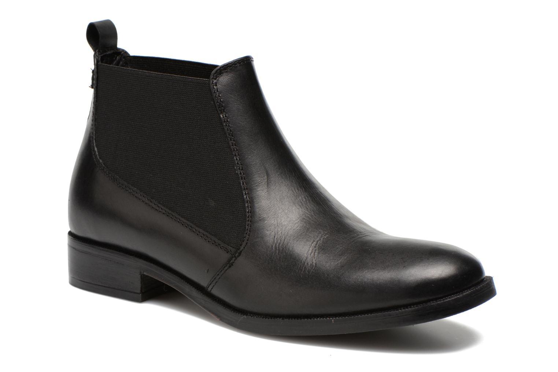 Ankelstøvler Eden ALANIS Sort detaljeret billede af skoene