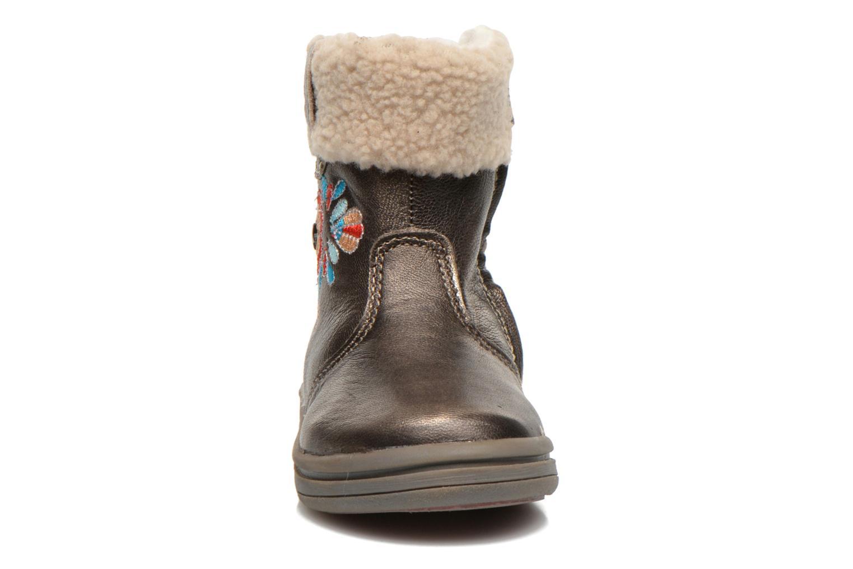 Bottines et boots Noël Mini Muscat Ch Or et bronze vue portées chaussures