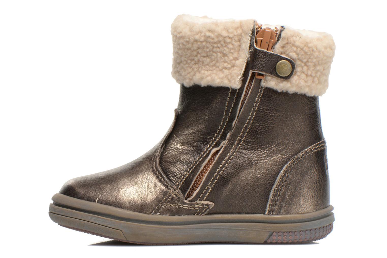Bottines et boots Noël Mini Muscat Ch Or et bronze vue face