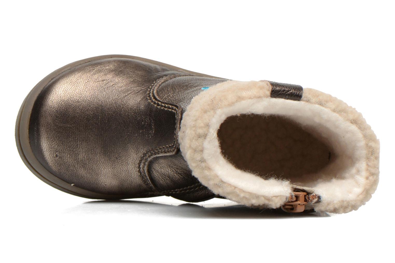 Bottines et boots Noël Mini Muscat Ch Or et bronze vue gauche