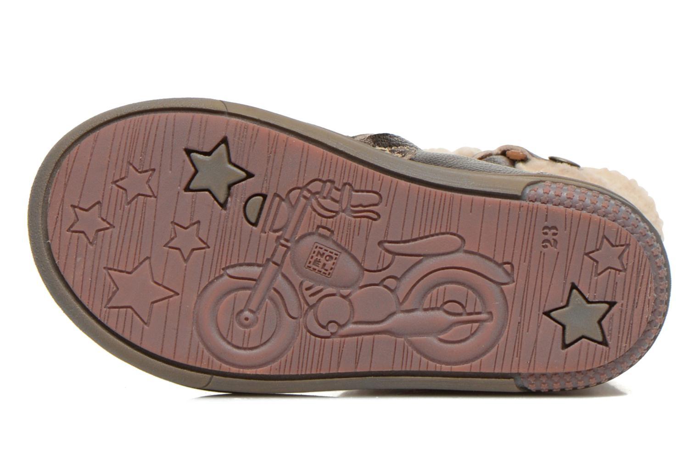Bottines et boots Noël Mini Muscat Ch Or et bronze vue haut