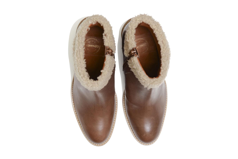 Stiefeletten & Boots Made by SARENZA Chantilly Chérie #9 braun schuhe getragen