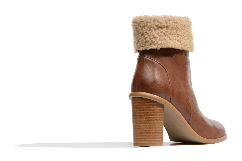Stiefeletten & Boots Made by SARENZA Chantilly Chérie #9 braun ansicht von vorne