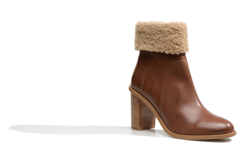 Stiefeletten & Boots Made by SARENZA Chantilly Chérie #9 braun ansicht von rechts