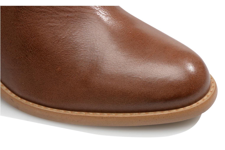 Stiefeletten & Boots Made by SARENZA Chantilly Chérie #9 braun ansicht von links