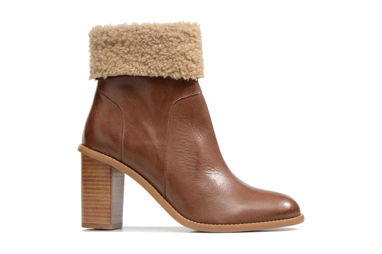 Stiefeletten & Boots Made by SARENZA Chantilly Chérie #9 braun detaillierte ansicht/modell