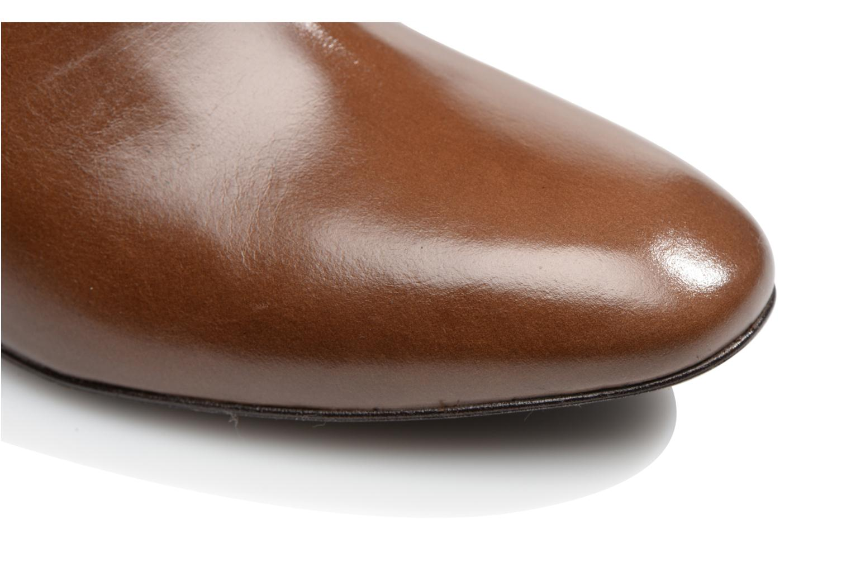 Bottines et boots Made by SARENZA Smoking Simone #7 Marron vue gauche