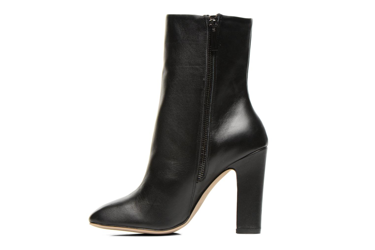 Bottines et boots Aldo JESSICAAMY Noir vue face