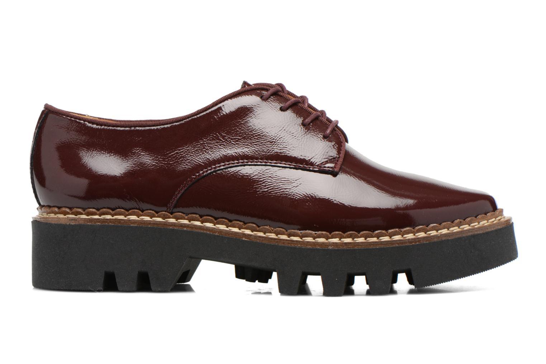 Chaussures à lacets Aldo CLAYBOURNE Bordeaux vue derrière