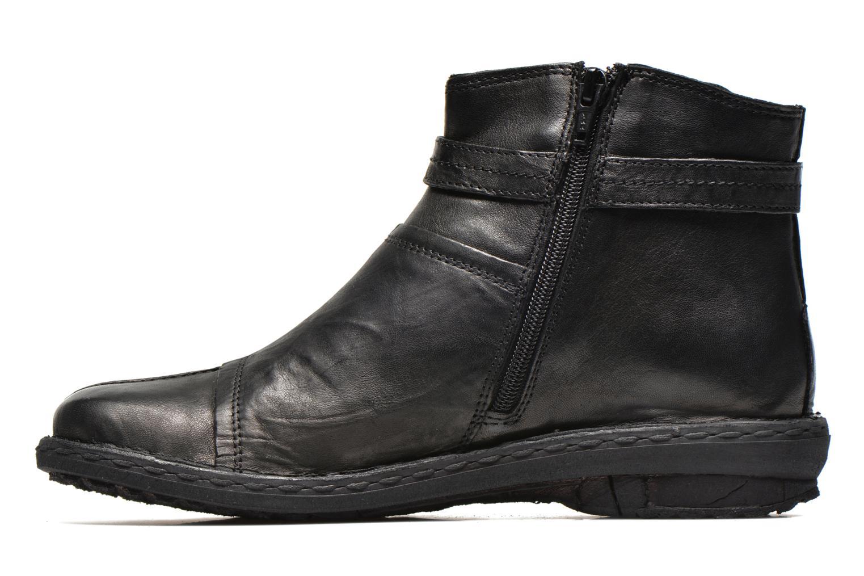 Boots en enkellaarsjes Khrio Shadan Zwart voorkant