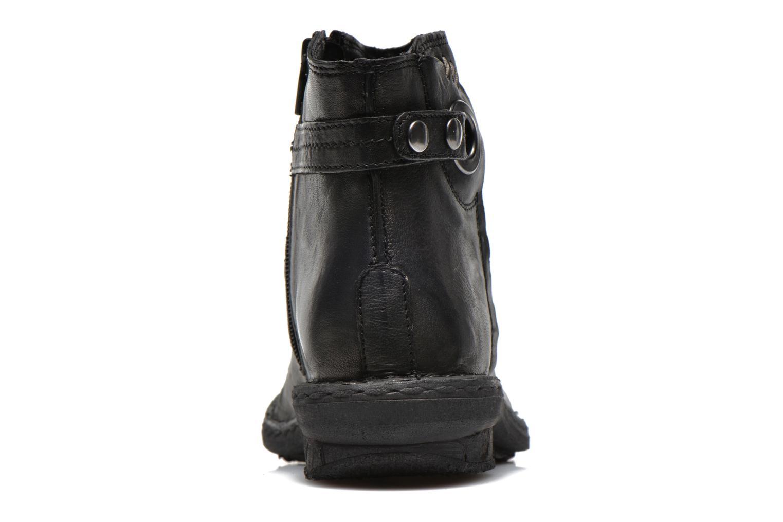 Bottines et boots Khrio Shadan Noir vue droite