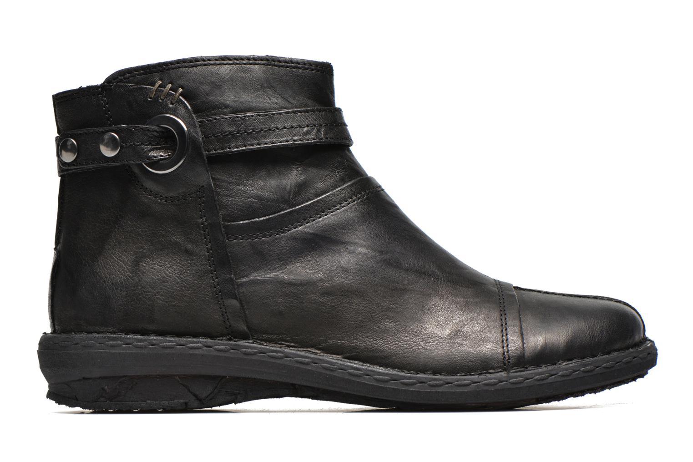Bottines et boots Khrio Shadan Noir vue derrière