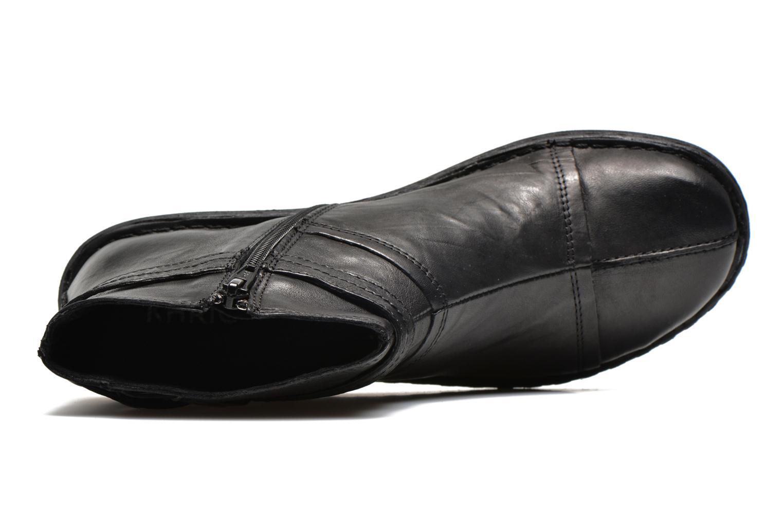 Bottines et boots Khrio Shadan Noir vue gauche