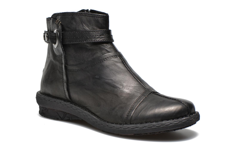Boots en enkellaarsjes Khrio Shadan Zwart detail