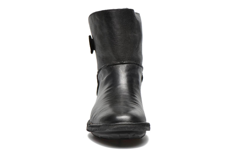 Boots en enkellaarsjes Khrio Siber Zwart model