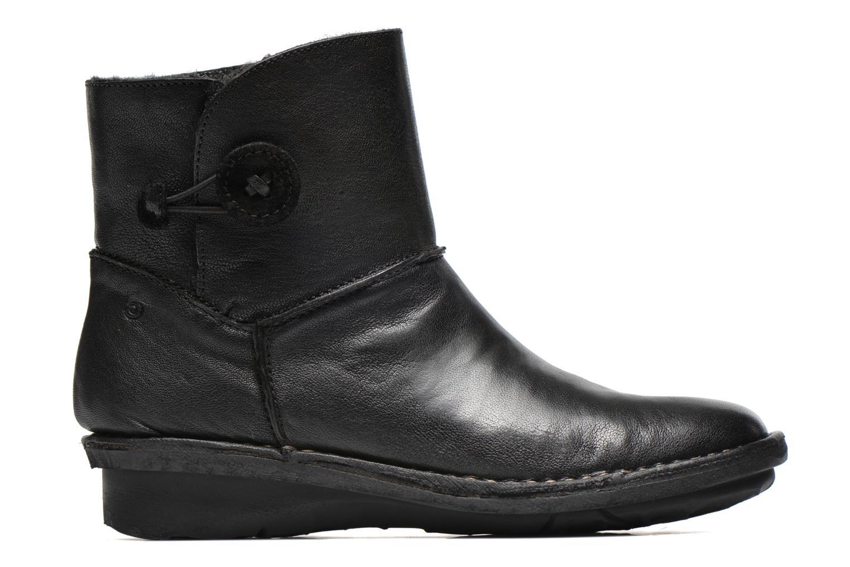Boots en enkellaarsjes Khrio Siber Zwart achterkant