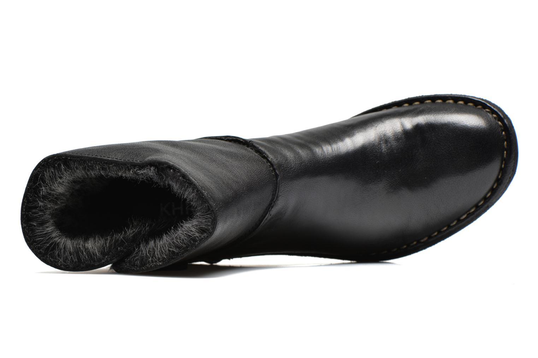 Boots en enkellaarsjes Khrio Siber Zwart links