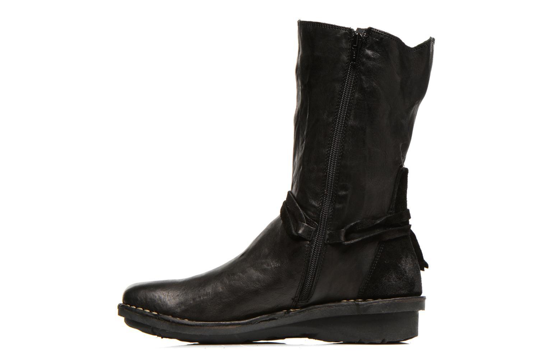 Stiefeletten & Boots Khrio Dibor schwarz ansicht von vorne