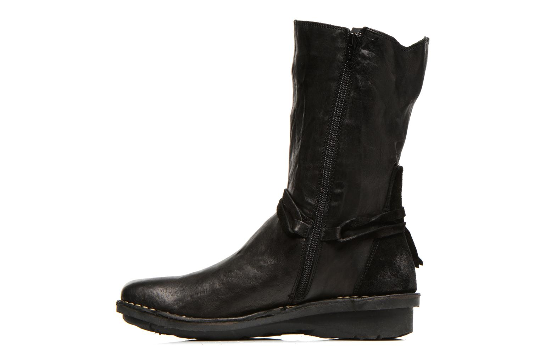 Boots en enkellaarsjes Khrio Dibor Zwart voorkant