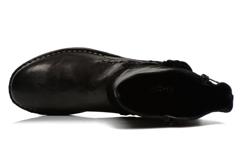 Stiefeletten & Boots Khrio Dibor schwarz ansicht von links