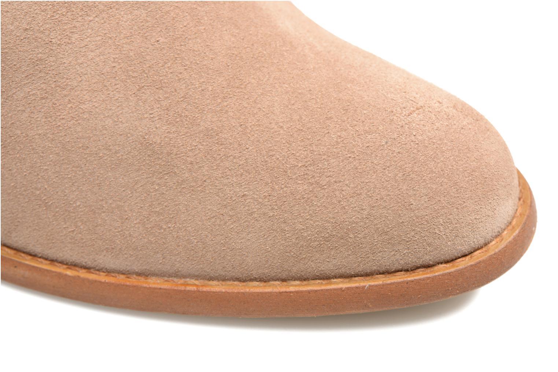 Bottines et boots Made by SARENZA Western Fever #5 Beige vue gauche
